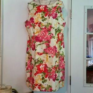 Kim Rogers Summer dress